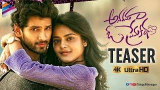 Anaganaga O Premakatha Teaser 4K | Ashwin J Viraj | Riddhi Kumar | 2018 Latest Telugu Movies