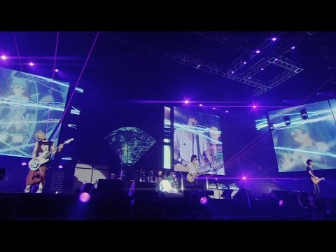 BUMP OF CHICKEN feat. HATSUNE MIKU��ray��LIVE MUSIC VIDEO