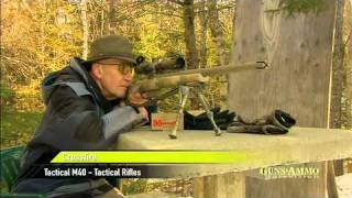 Guns and Ammo TV - Semi vs Bolt Action for Sniper rifles.