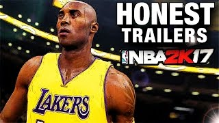 NBA 2K17 MYCAREER TRAILER PARODY HONEST TRAILER