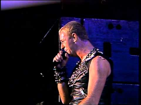 JUDAS PRIEST Breaking The Law (LIVE VENGEANCE 1982)