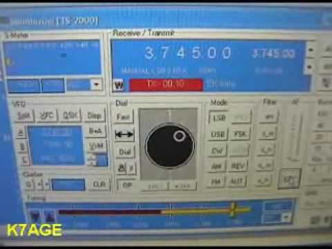 Remote Radio Station Control