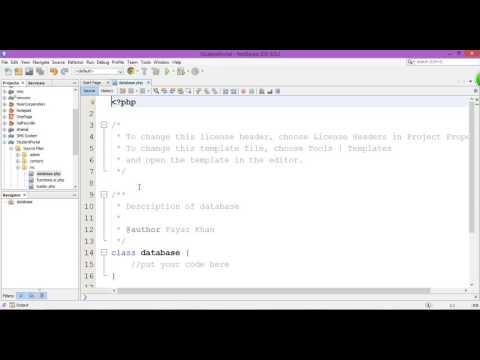 05 – Student Portal in PHP/MySQL (Pashto)