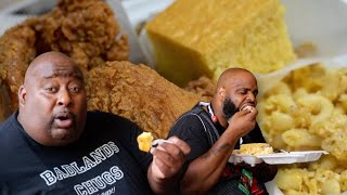 Badlands Chugs Soul Food Review (feat. Daym Drops)