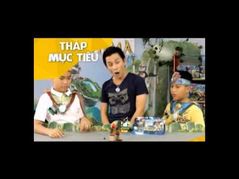 TRAILER THELETONGDAI LEGO CHIMA 2014 SAOTV CHANNEL
