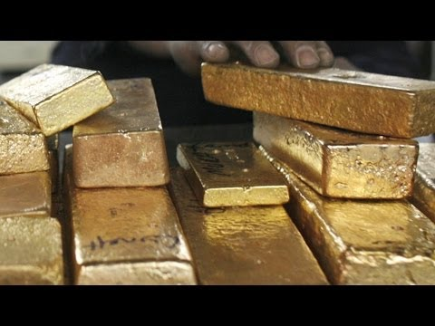 Gold on Roller Coaster 2014 Start as Price Falls Again