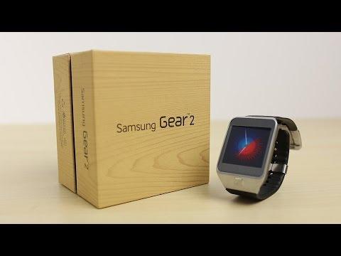 Samsung Galaxy Gear 2 - Unboxing + 1st Impressions