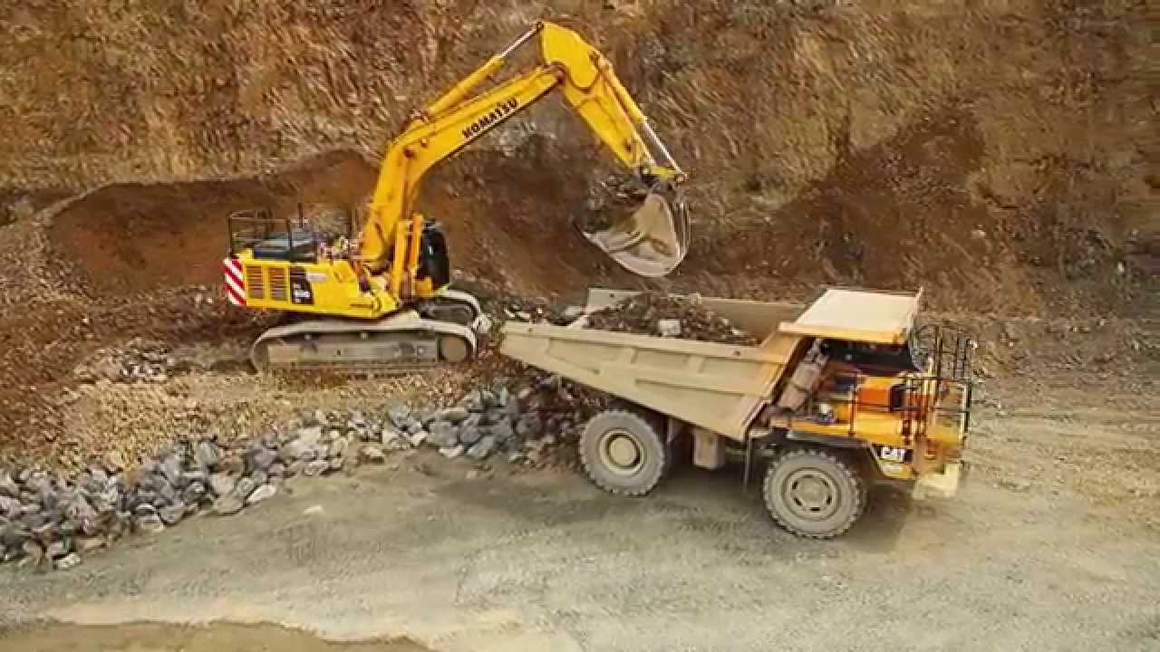 Heavy Machinery Mineral