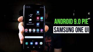 Samsung Galaxy S9+ ОФИЦИАЛЬНЫЙ АПДЕЙТ ONE UI - Android 9.0 Pie! Что изменилось и лучшие фишки!