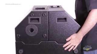 Peavey Triflex II 3-Way Portable PA System - Peavey Triflex II