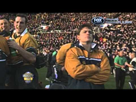 RUGBY HQ - TOP 5 'BUZZER BEATERS' OF ALL-TIME
