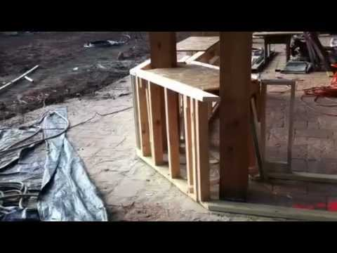 How To Build An Outdoor Kitchen Building An Outdoor Kitchen Youtube