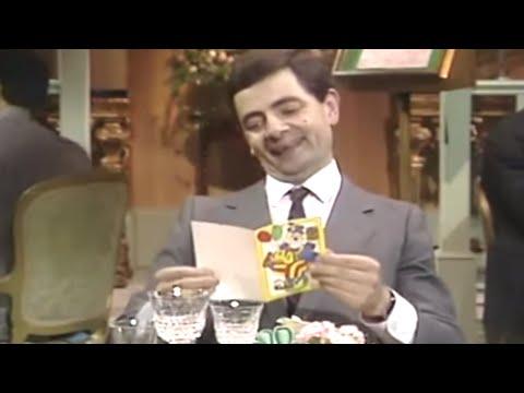 Mr. Bean - Birthday Dinner for One | Bean's Birthday Bash 2012