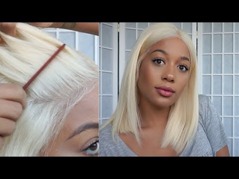 THE WORLDS BEST 613 BLONDE WIG!?? 6 Inch Parting!!! l Installation & Review