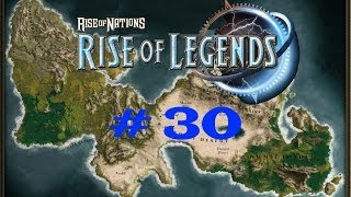 Rise of Nations: Rise of Legends #30 [Победный марш]