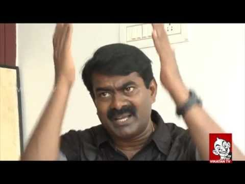 Jayalalitha is not my target – Seeman Interview