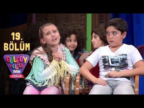 Güldüy Güldüy Show Çocuk 19. Bölüm FULL HD Tek Parça