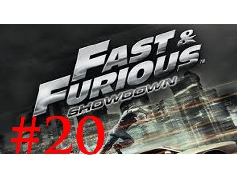 Fast and Furious Showdown Walkthrough 20 Chapter 7 Race 3 Germany Escape! MINE!