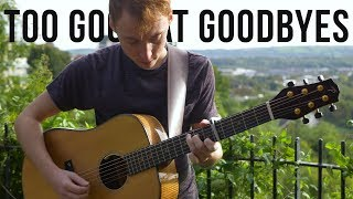 Download Lagu Sam Smith - Too Good At Goodbyes - Fingerstyle Guitar Cover by James Bartholomew Gratis STAFABAND