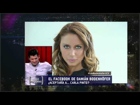 [Algo Personal] Bastián y Damián  Bodenhöfer - Damián: Habla sobre Carla Pinto