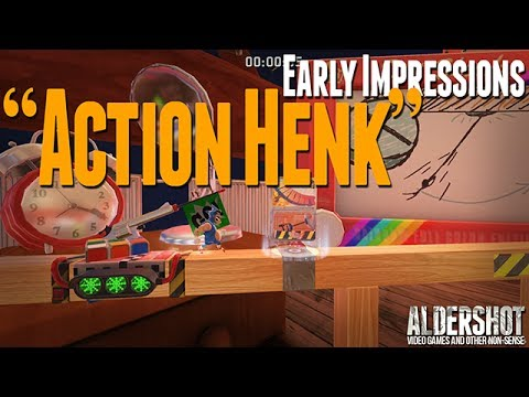 Action Henk: Early Impressions