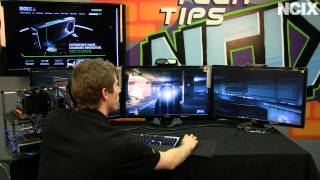 Nvidia Geforce GTX 670 Showcase and Features with 3D Vision Surround NCIX Tech Tips