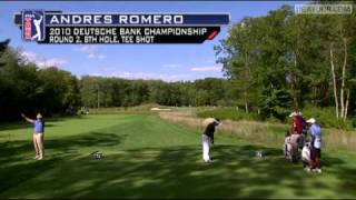 Top 10 shots of the 2010 PGA TOUR Playoffs for the FedExCup