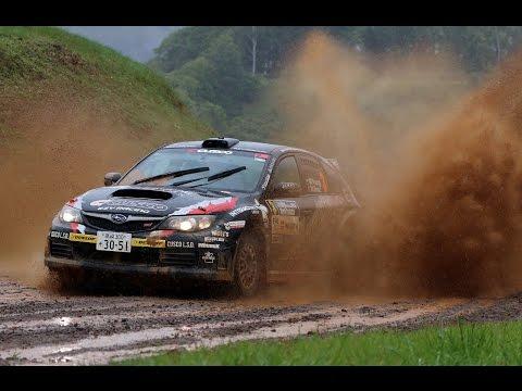 APRC15- Rally Hokkaido TV News