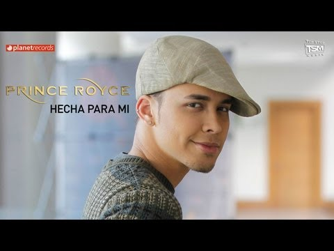 PRINCE ROYCE - Hecha Para Mi (Official Web Clip) Music Videos