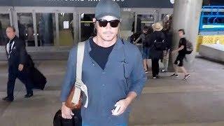 Reclusive Movie Star Josh Hartnett Returns From The UK