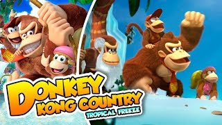 ¡El combate decisivo! - #29 FINAL - Donkey Kong Country Tropical Freeze (Switch) DSimphony