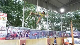 Minute Of Mallakhamb - Tanusha.S | Tamizhan Mallakhamb Sports Academy - Rope Mallakhamb