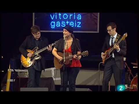 Madeleine Peyroux Live in Vitoria jazz festival 2009 A