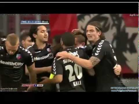 Twente 0 - 2 Utrecht   - 24/05/13 - Full Highlights and Goals
