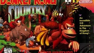 Donkey Kong Country Video Walkthrough