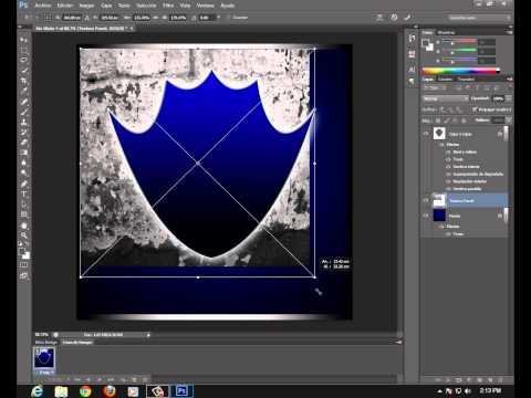 Como Crear un Logo Profesional en Photoshop CC y CS6