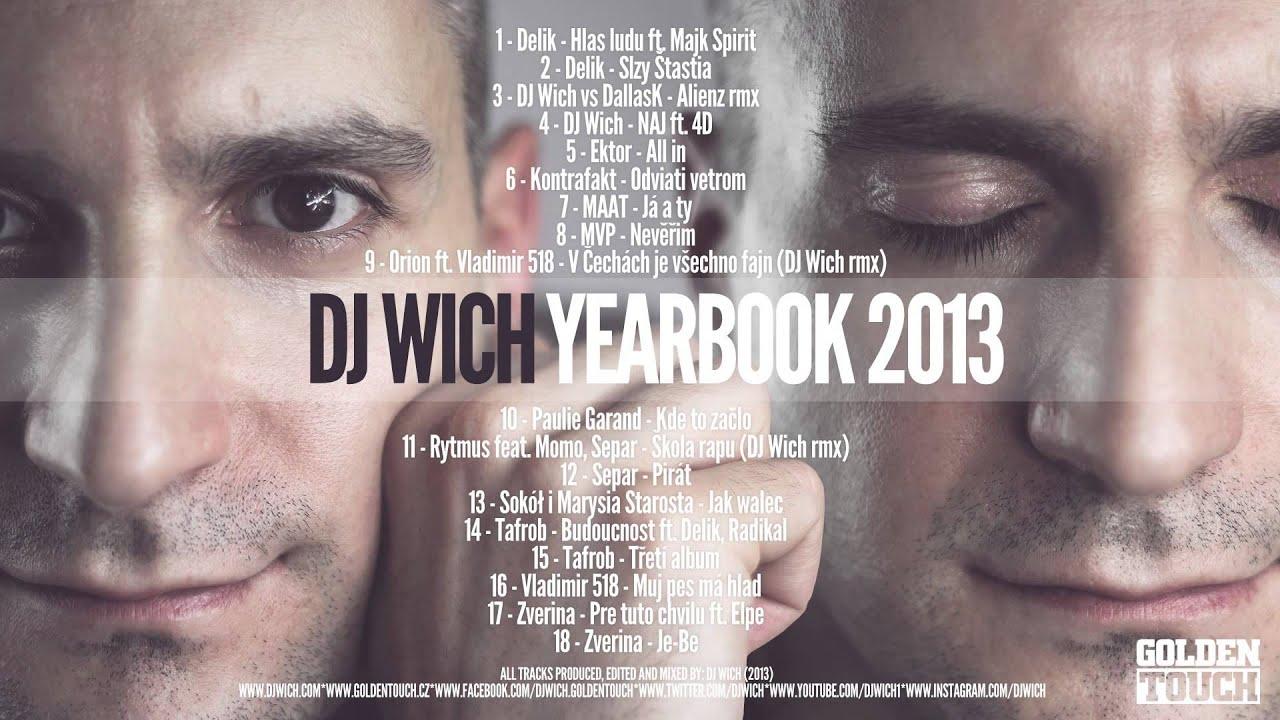 DJ Wich Yearbook 2013