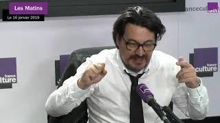 """David Dufresne : """"La majorité des policiers mobilisés ne sont pas formés au maintien de l'ordre"""""""