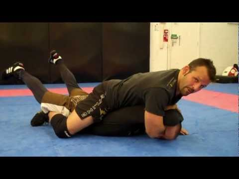 BOLT Wrestling Kenny Johnson - Breakdown, Leg Ride and Power Half Turn at Leicester Shootfighters Image 1