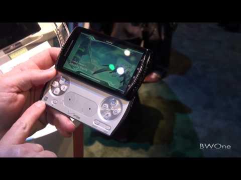Sony Ericsson Xperia Play Hands On - CTIA 2011 - BWOne.com