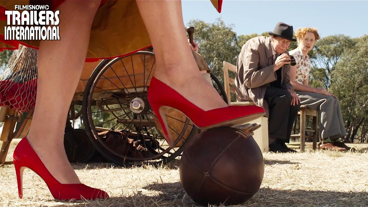 A Vingança Está na Moda com Kate Winslet, Liam Hemsworth | Trailer Oficial [HD]