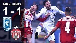 Rezumat: U Craiova -  Sepsi OSK 1-1 (0-1)