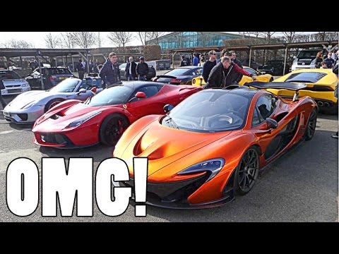 THE BEST SUPERCAR MEET UP EVER?!