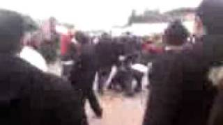 Hmong new year 09 fight (fresno)