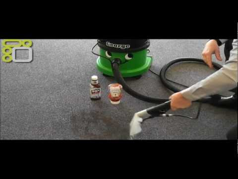Numatic George Vacuum GVE370-2 Vacuum Cleaner Demonstration