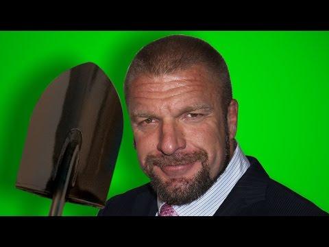 10 Times Triple H Lost Clean