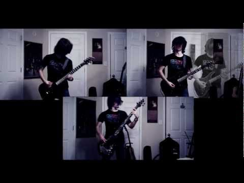 Breaking Benjamin - diary Of Jane Instrumental Cover video