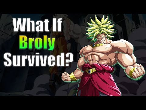 What If Broly Was In Dragon Ball Z?!