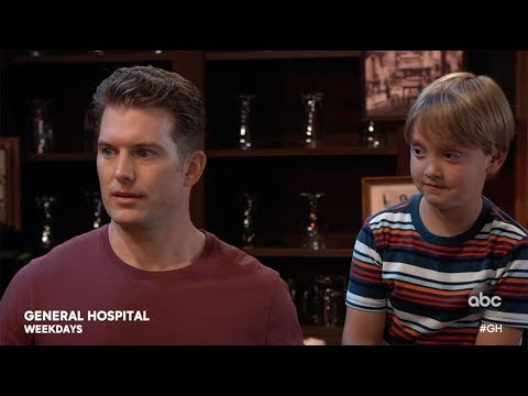 General Hospital Clip: Well, Hello... Mommy's New Friend