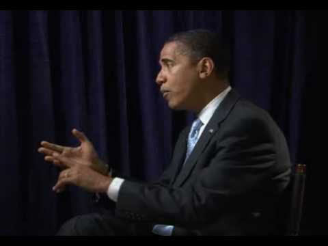 Obama with Brian Williams Part2 2/3